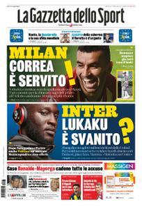 La Gazzetta dello Sport Sicilia – 23 luglio 2019
