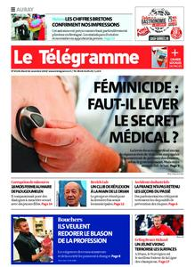 Le Télégramme Auray – 26 novembre 2019