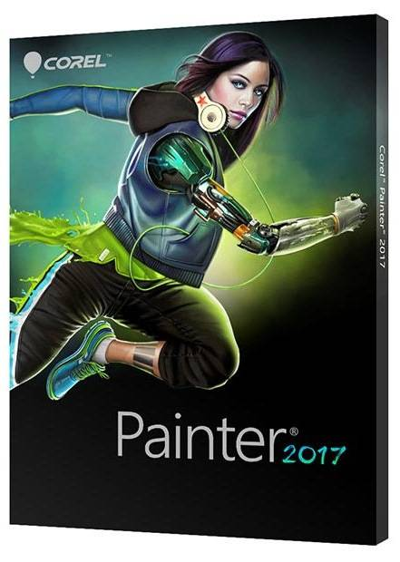 Corel Painter 2017 16.1.0.456 Multilangual Mac OS X