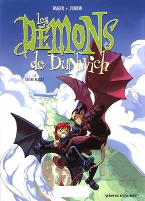 les démons de dunwich - tome 02 - satané bleuet