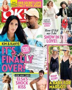 OK! Magazine Australia - July 09, 2018