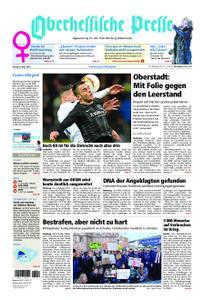 Oberhessische Presse Marburg/Ostkreis - 08. März 2019