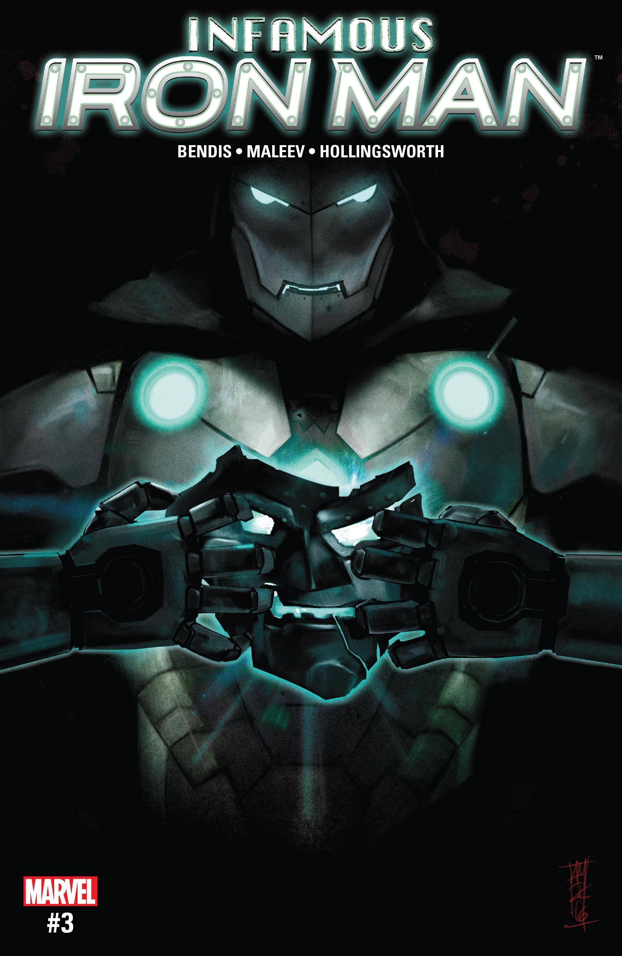 Infamous Iron Man 003 2017 Digital Zone-Empire