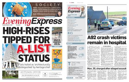 Evening Express – October 17, 2019