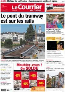 Le Courrier de l'Ouest Angers - 19 juillet 2018