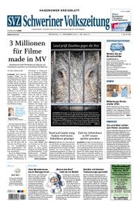 Schweriner Volkszeitung Hagenower Kreisblatt - 17. Dezember 2019