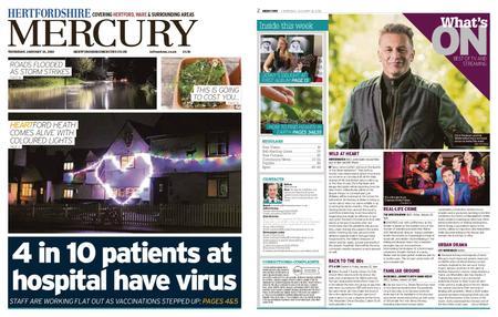 Hertfordshire Mercury – January 21, 2021
