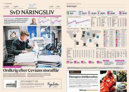 Svenska Dagbladet – 27 januari 2018