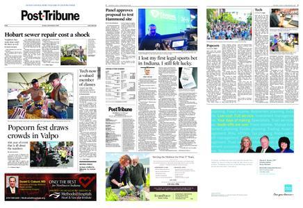 Post-Tribune – September 08, 2019