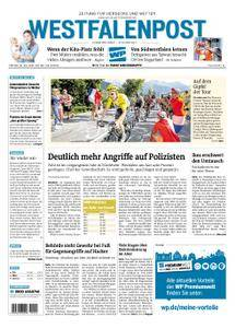 Westfalenpost Wetter - 20. Juli 2018