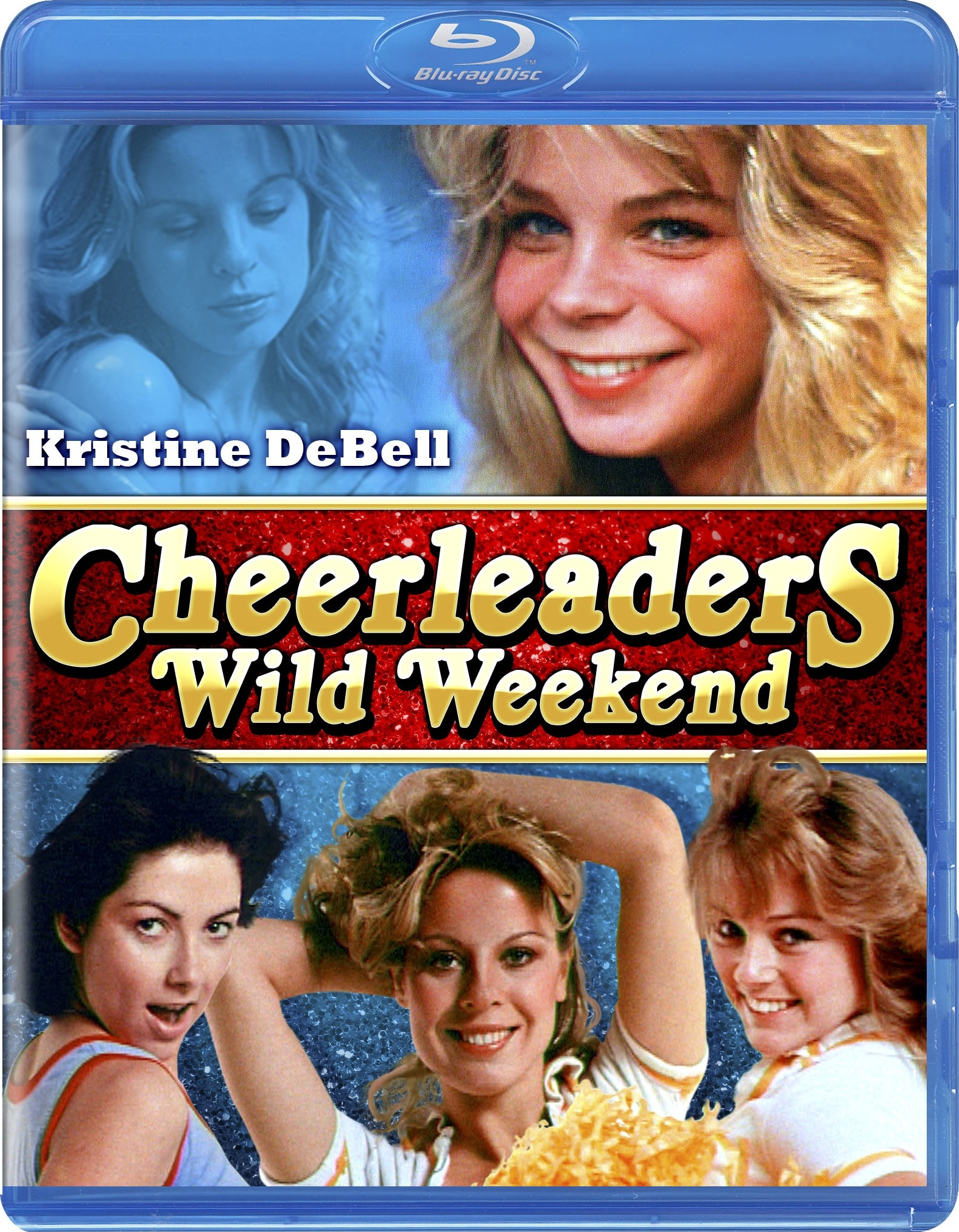 The Great American Girl Robbery (1979) Cheerleaders' Wild Weekend
