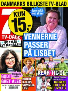 7 TV-Dage – 19. juli 2021