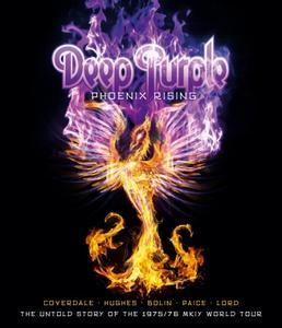Deep Purple - Phoenix Rising (2011) [Blu-ray 1080p & DVD]
