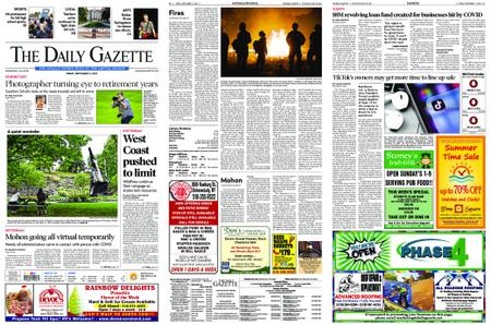 The Daily Gazette – September 11, 2020