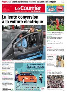 Le Courrier de l'Ouest Nord Anjou – 29 septembre 2019