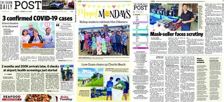 The Guam Daily Post – March 16, 2020