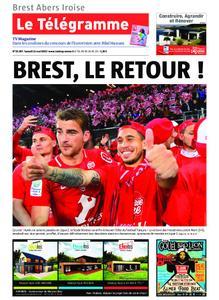 Le Télégramme Brest Abers Iroise – 11 mai 2019