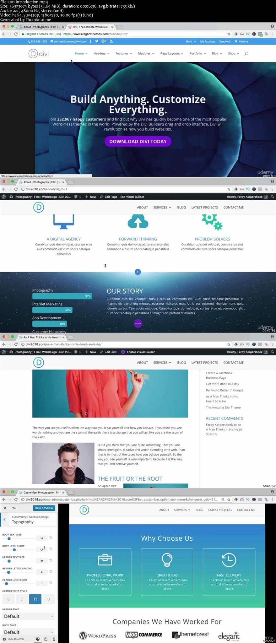 How To Make A Wordpress Website With The Divi Theme Avaxhome