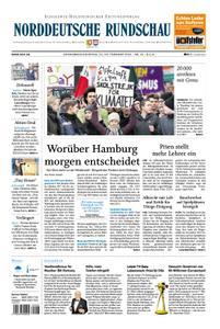 Norddeutsche Rundschau - 22. Februar 2020