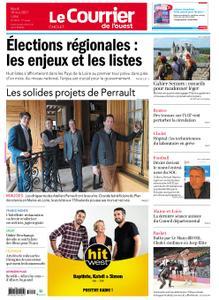 Le Courrier de l'Ouest Cholet – 18 mai 2021