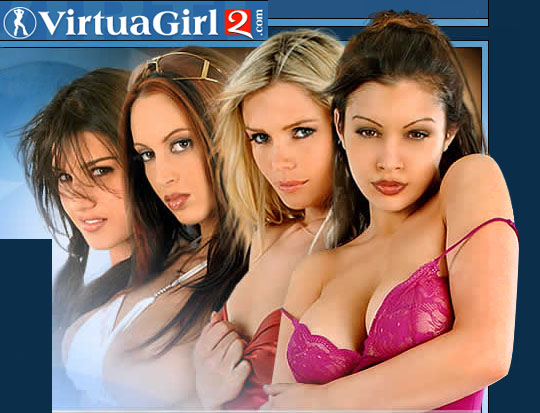 Virtual Girl 2 Desktop Stripper + Extra 10 models + Strip Saver 2