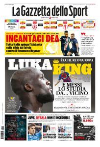 La Gazzetta dello Sport Bergamo – 12 agosto 2020