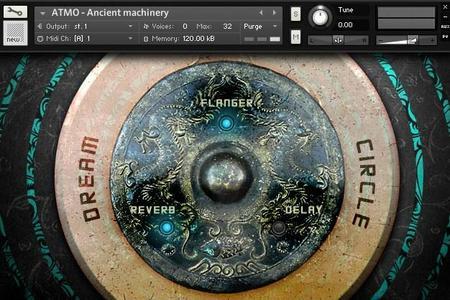 Dream Audio Tools Dream Circle v1.5 KONTAKT