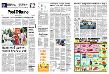 Post-Tribune – August 12, 2020