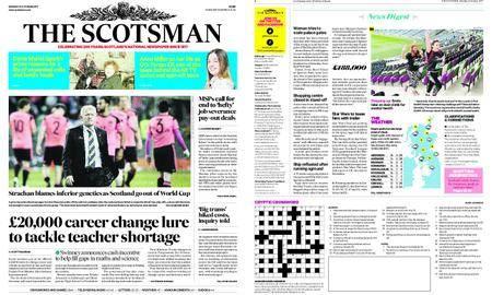 The Scotsman – October 09, 2017