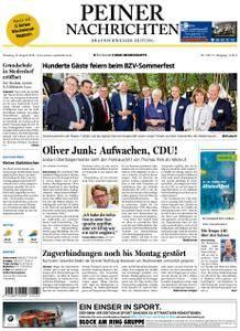 Peiner Nachrichten - 11. August 2018