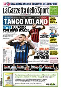 La Gazzetta dello Sport Sicilia – 08 ottobre 2018