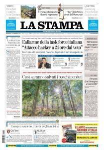 La Stampa Imperia e Sanremo - 18 Febbraio 2018
