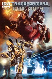 IDW-Transformers Nefarious No 06 2010 Hybrid Comic eBook