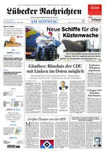Lübecker Nachrichten Ostholstein Süd - 12. August 2018