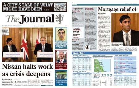 The Journal – March 18, 2020
