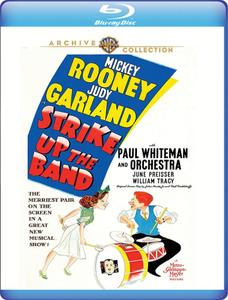 Strike Up the Band (1940) + Extras