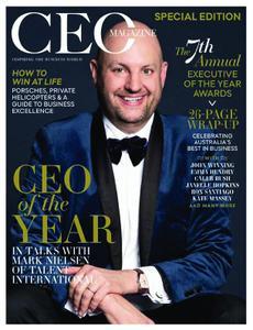 The CEO Magazine Australia & New Zealand – January 2019
