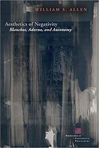 Aesthetics of Negativity: Blanchot, Adorno, and Autonomy (Repost)