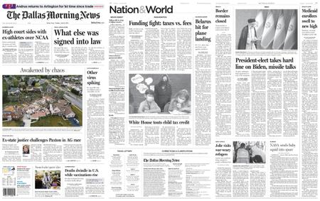 The Dallas Morning News – June 22, 2021