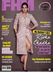 FHM India - December 2017