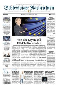 Schleswiger Nachrichten - 03. Juli 2019
