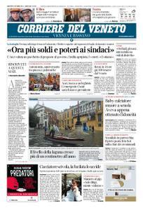 Corriere del Veneto Vicenza e Bassano – 22 ottobre 2019