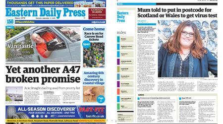 Eastern Daily Press – September 17, 2020