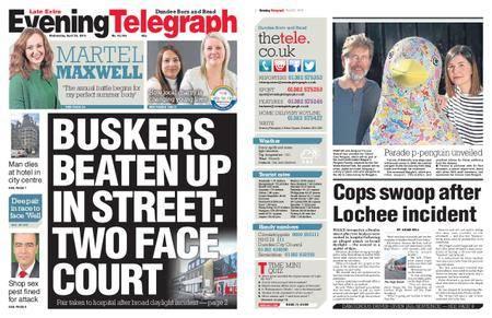 Evening Telegraph Late Edition – April 25, 2018