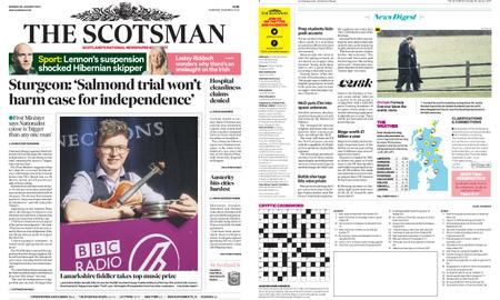 The Scotsman – January 28, 2019