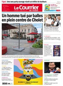 Le Courrier de l'Ouest Angers – 25 juillet 2021