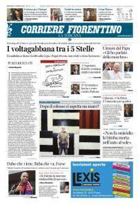 Corriere Fiorentino La Toscana - 31 Gennaio 2018