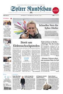 Sylter Rundschau - 10. Oktober 2018