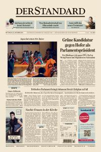 Der Standard – 23. Oktober 2019