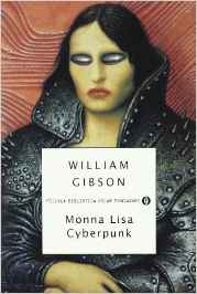 Monna Lisa cyberpunk - William Gibson